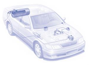 Газовое оборудование для авто 3 поколения